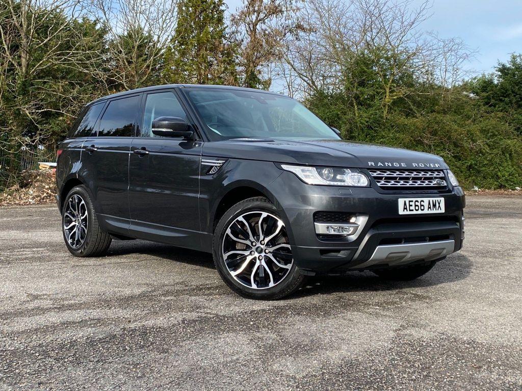 Land Rover Range Rover Sport SUV 3.0 SD V6 HSE CommandShift 2 4X4 (s/s) 5dr