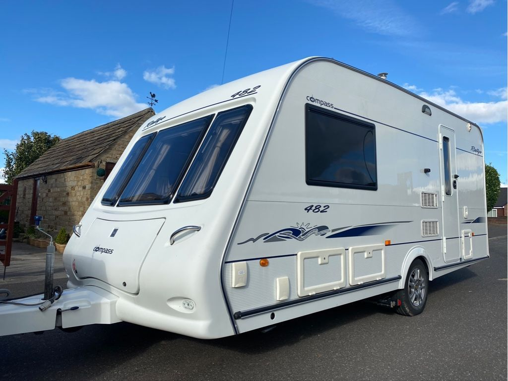 Compass Rallye Unlisted 682 2 BERTH