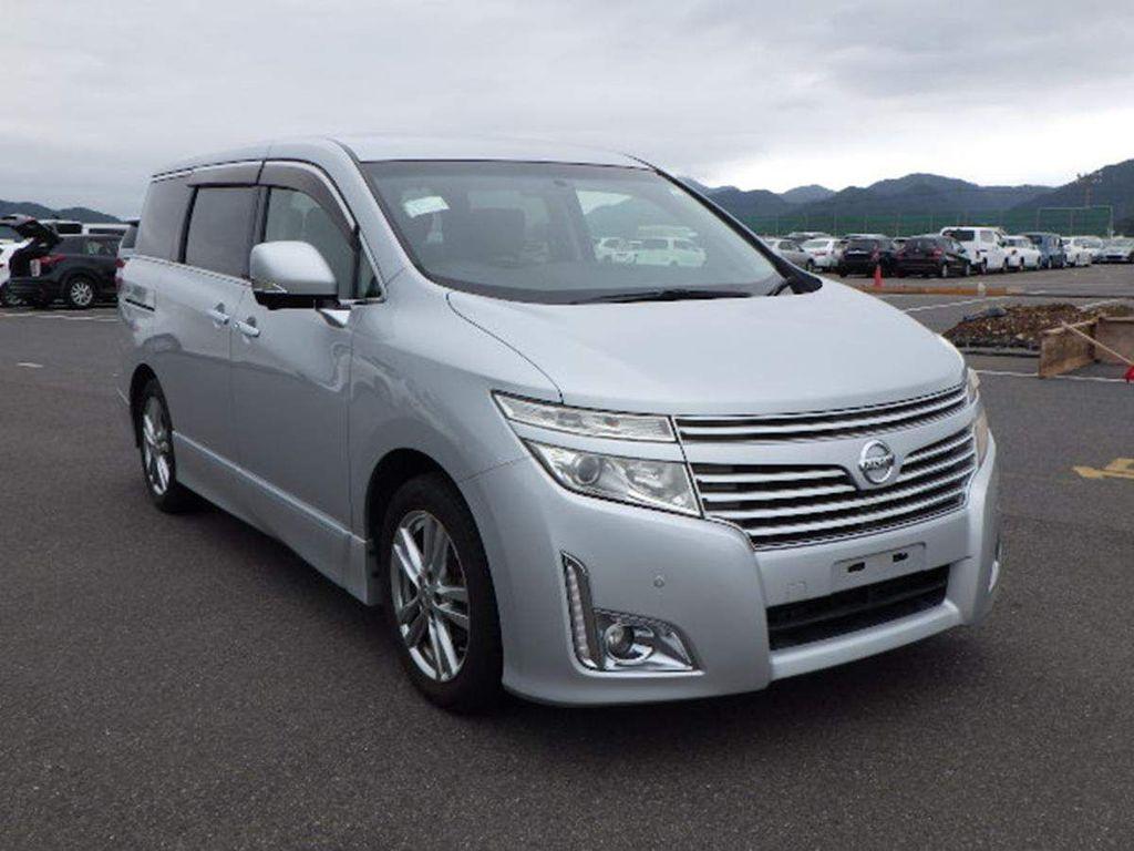 Nissan Elgrand Unlisted 2.5 Highwaystar