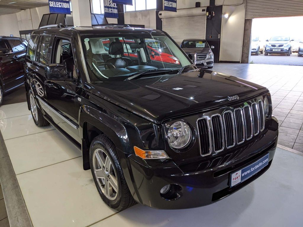 Jeep Patriot SUV 2.4 S Limited 4x4 5dr