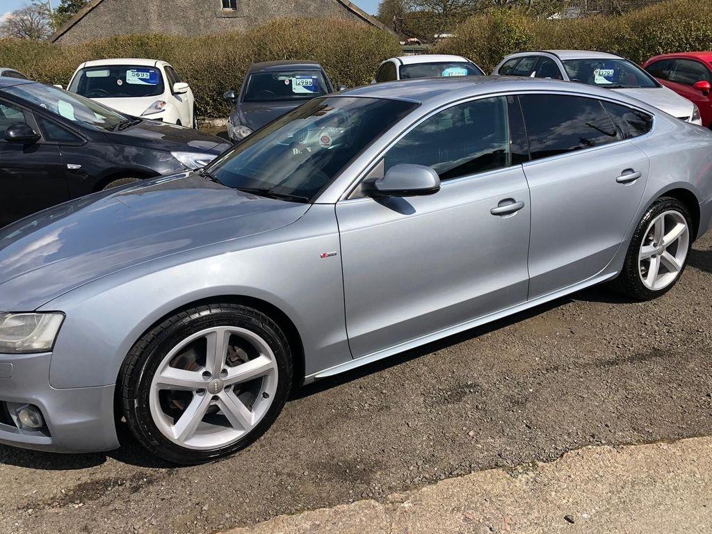 Audi A5 Hatchback 2.0 TDI S line Sportback 5dr
