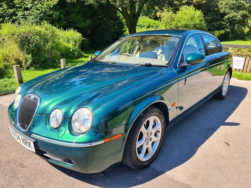 Jaguar S-Type Saloon 2.7 D V6 SE 4dr