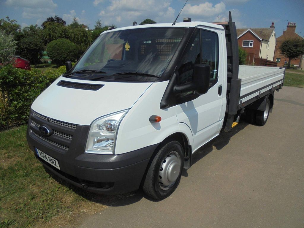 Ford Unlisted Chassis Cab 350 C/C DRW