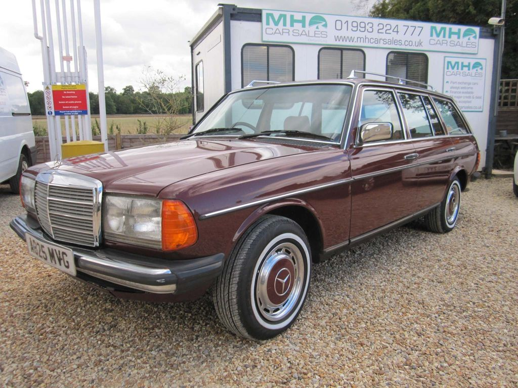Mercedes-Benz 200 Estate 2.0 T 5dr