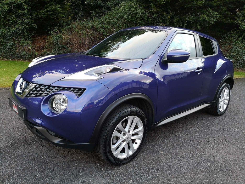 Nissan Juke SUV 1.5 dCi N-Connecta (s/s) 5dr