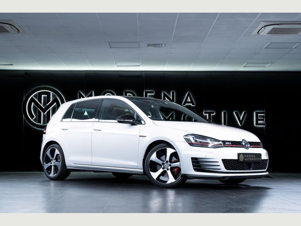 Volkswagen Golf Hatchback 2.0 TSI BlueMotion Tech GTI DSG 5dr