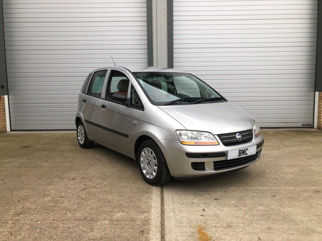 Fiat Idea Hatchback 1.4 16v Active 5dr