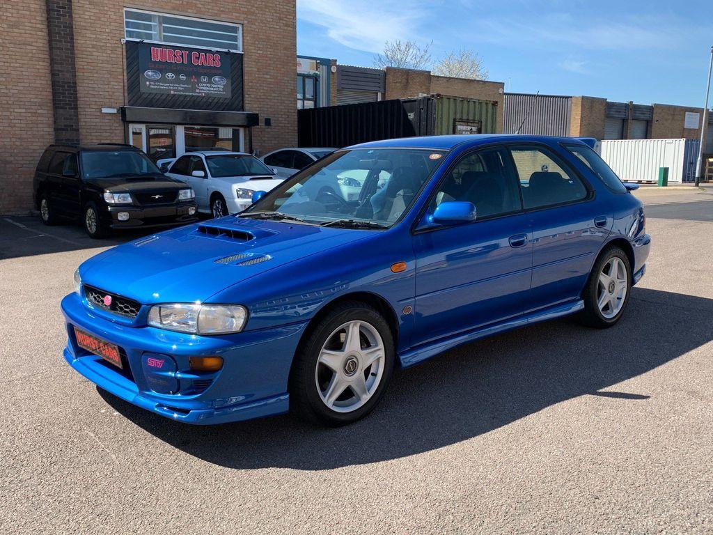 Subaru Impreza Hatchback WRX STI Wagon, Version 6 Limited Edition