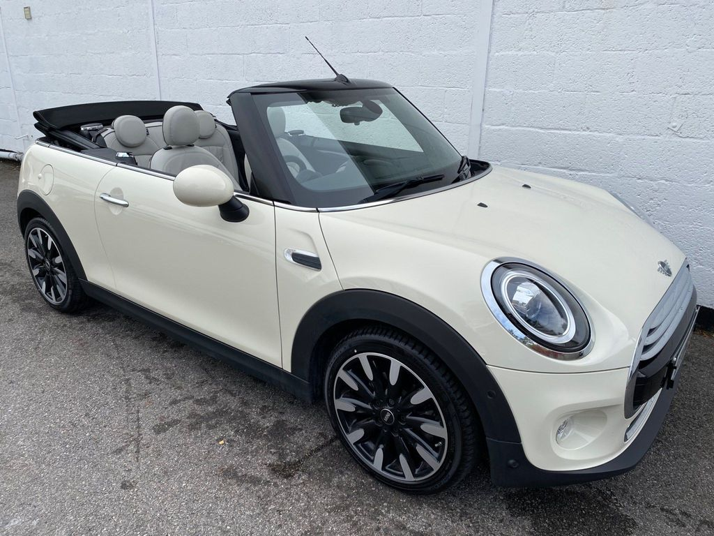 MINI Convertible Convertible 1.5 Cooper Exclusive Steptronic (s/s) 2dr