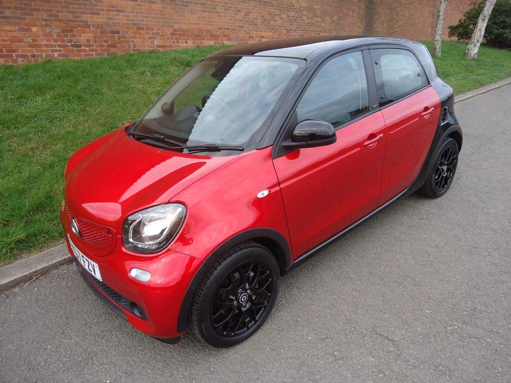 Smart forfour Hatchback 0.9T Prime Sport (Premium) Twinamic (s/s) 5dr