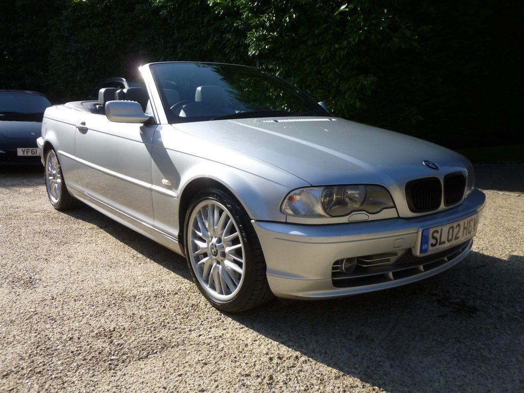BMW 3 Series Convertible 3.0 330Ci 330 2dr