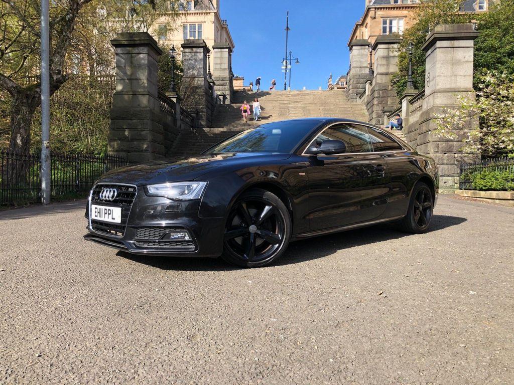 Audi A5 Coupe 2.0 TD S line quattro 2dr