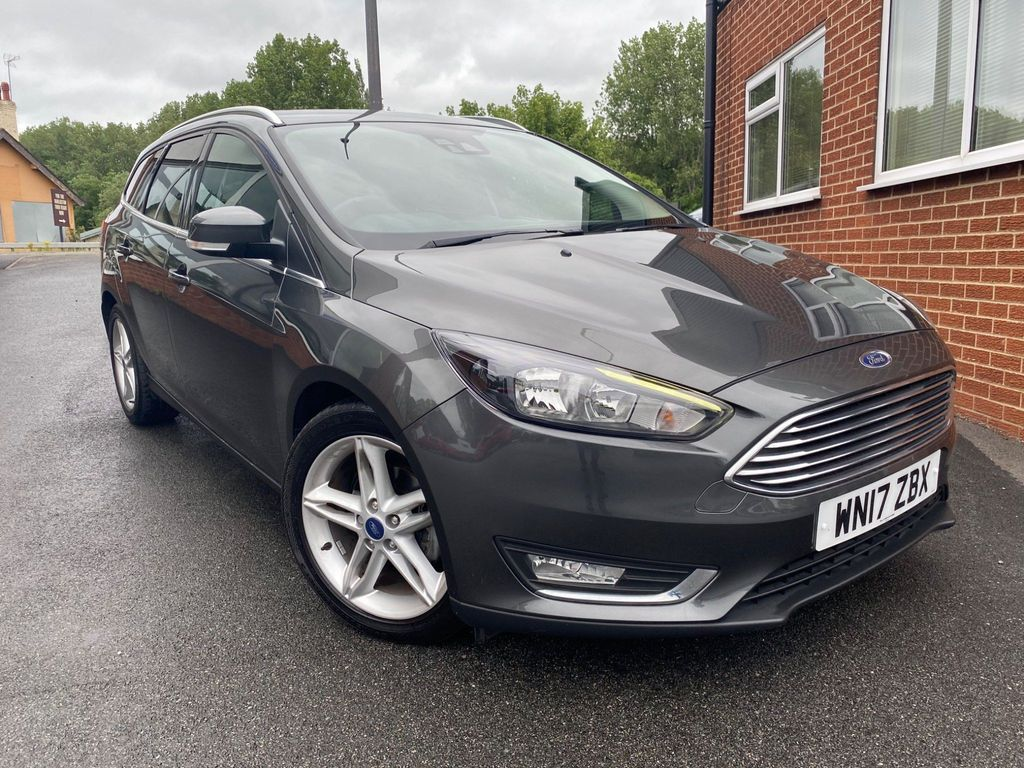 Ford Focus Estate 1.5 TDCi Titanium (s/s) 5dr