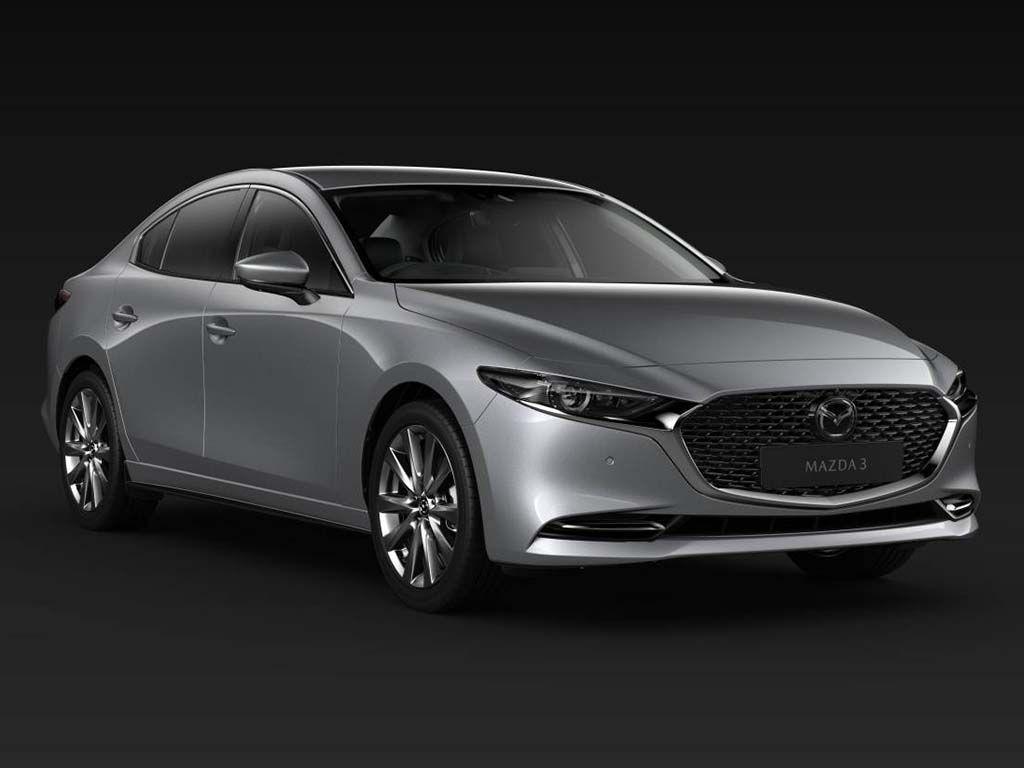 Mazda Mazda3 Saloon 2.0 SKYACTIV-X MHEV GT Sport Tech Auto (s/s) 4dr