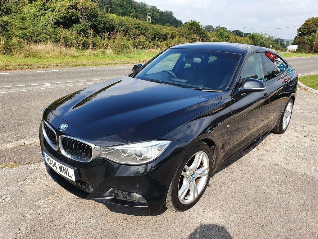 BMW 3 Series Gran Turismo Hatchback 2.0 325d M Sport GT (s/s) 5dr