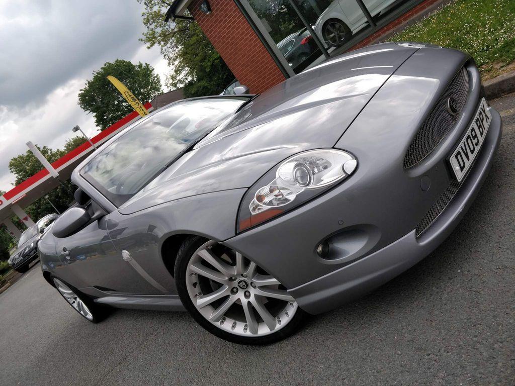 Jaguar XK Convertible 4.2 V8 60 2dr