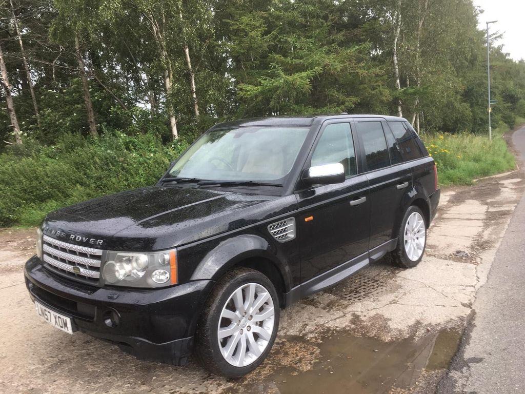 Land Rover Range Rover Sport SUV 3.6 TD V8 HSE 5dr