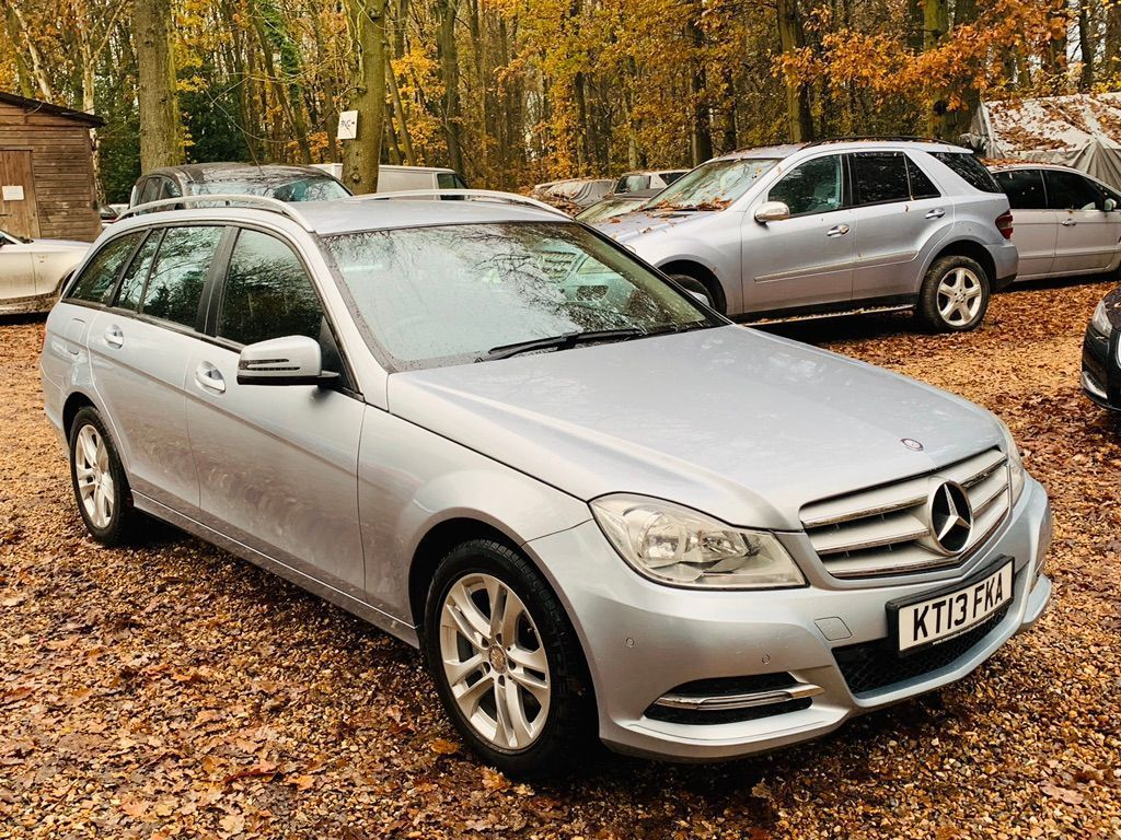 Mercedes-Benz C Class Estate 1.6 C180 SE (Executive) 7G-Tronic Plus 5dr