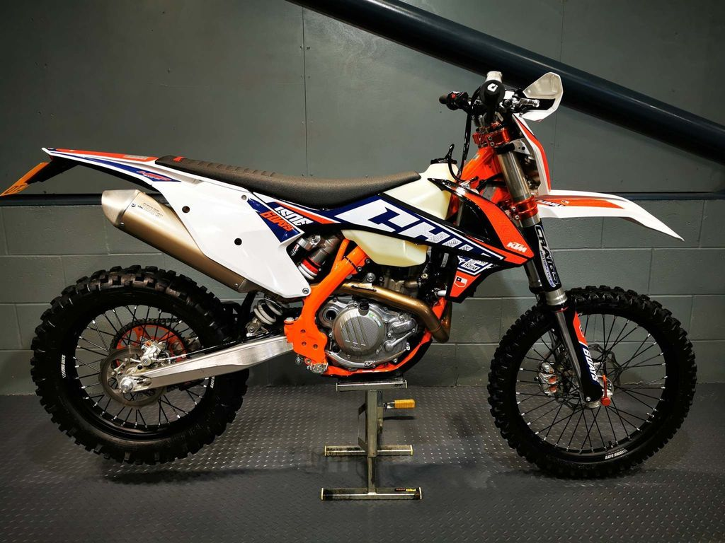 KTM EXC Enduro 450 EXC SIX DAYS