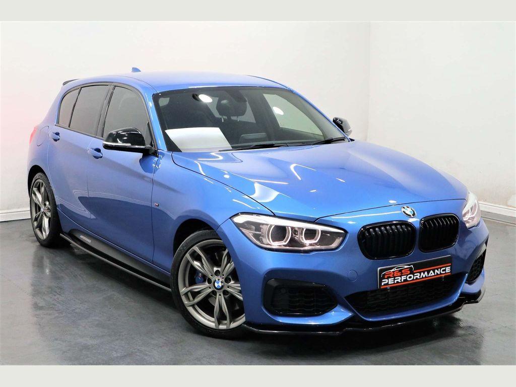 BMW 1 Series Hatchback 3.0 M135i Auto (s/s) 5dr