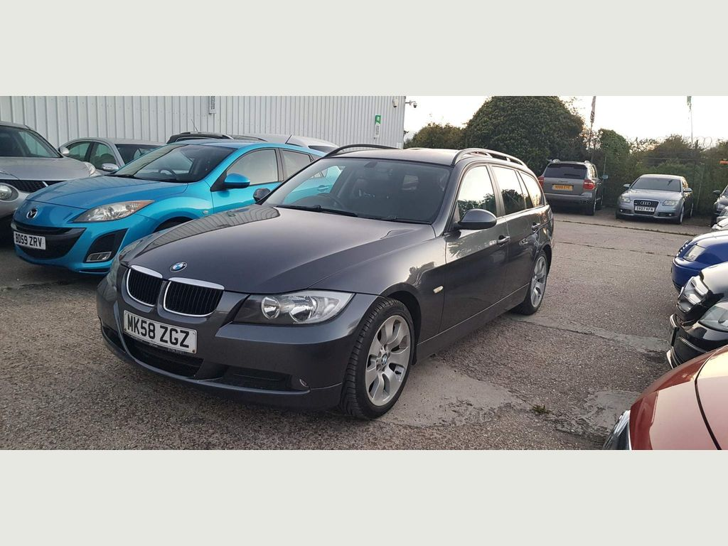BMW 3 Series Estate 2.0 320d Edition SE Touring 5dr