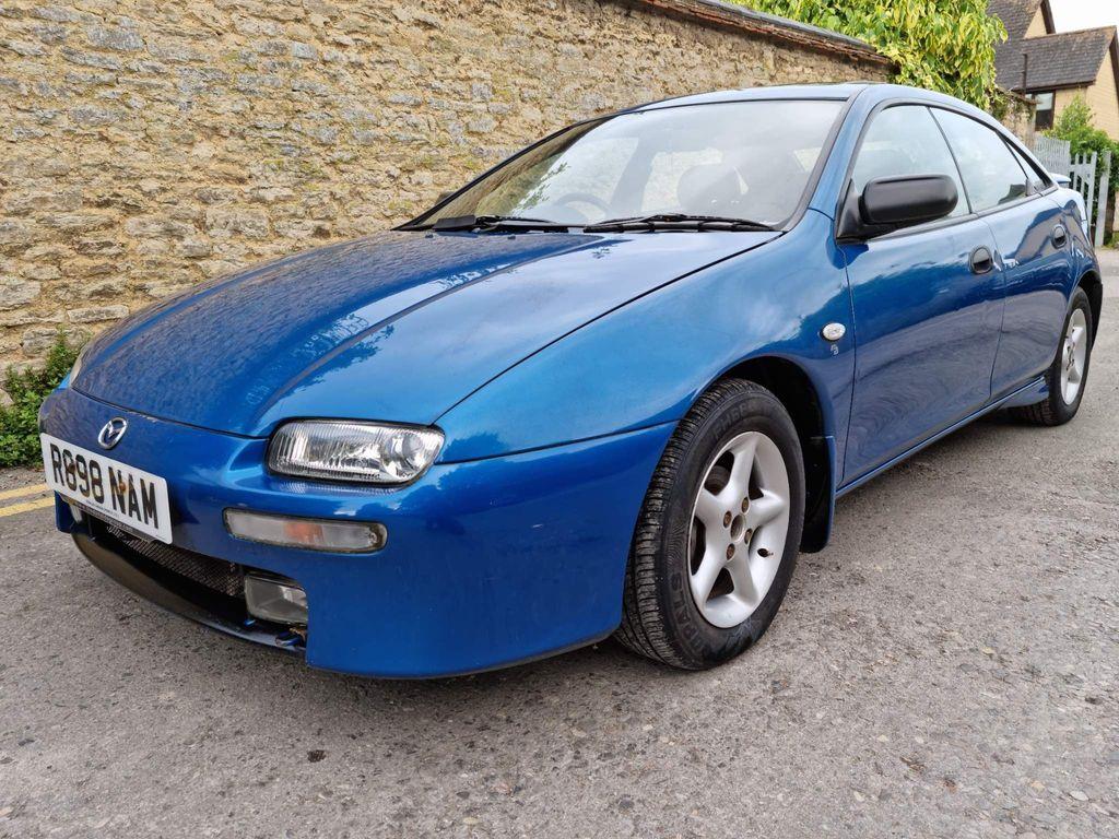 Mazda 323 Hatchback 1.5 i Estoril Limited Edition 5dr