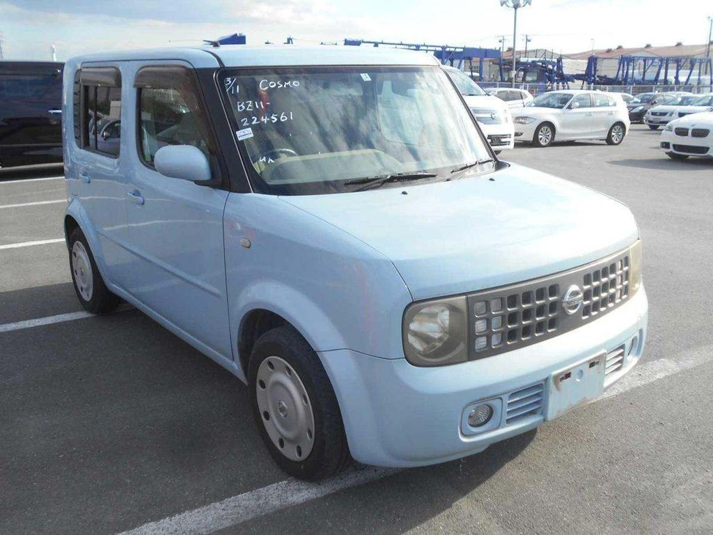 Nissan Cube Hatchback SX Limited 1.4 petrol Auto