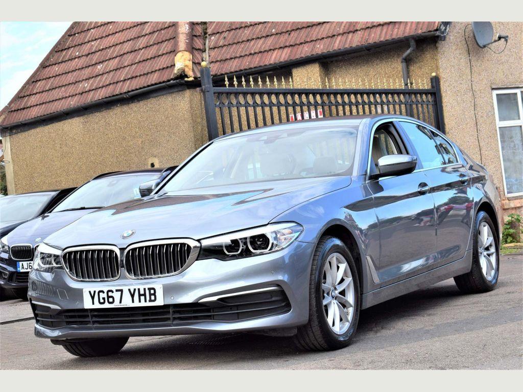 BMW 5 Series Saloon 2.0 520d SE Auto xDrive (s/s) 4dr