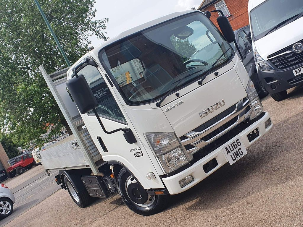 Isuzu Grafter Chassis Cab 3.0 TD N35.150 T Grafter Chassis Cab TRW 2dr (EU6)
