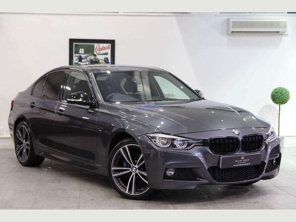 BMW 3 Series Saloon 2.0 320d BluePerformance M Sport Auto xDrive (s/s) 4dr