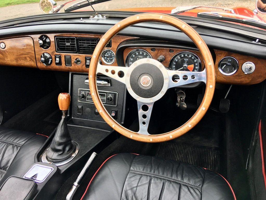MG MGB Convertible 1.8 Roadster 2dr