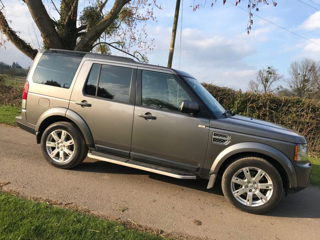 Land Rover Discovery 4 SUV