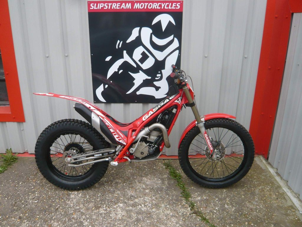 Gas Gas TXT250 Trial Bike 250 Racing