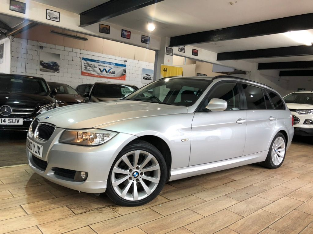 BMW 3 Series Estate 2.0 318i SE Touring 5dr
