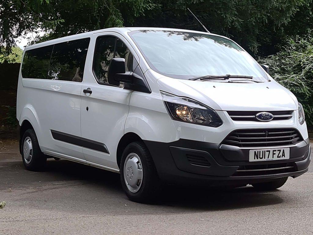 Ford Transit Custom Panel Van 2.0 TDCi 310 L2 H1 5dr