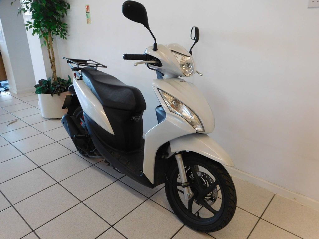 Honda Vision Scooter 110 110 Vision Scooter