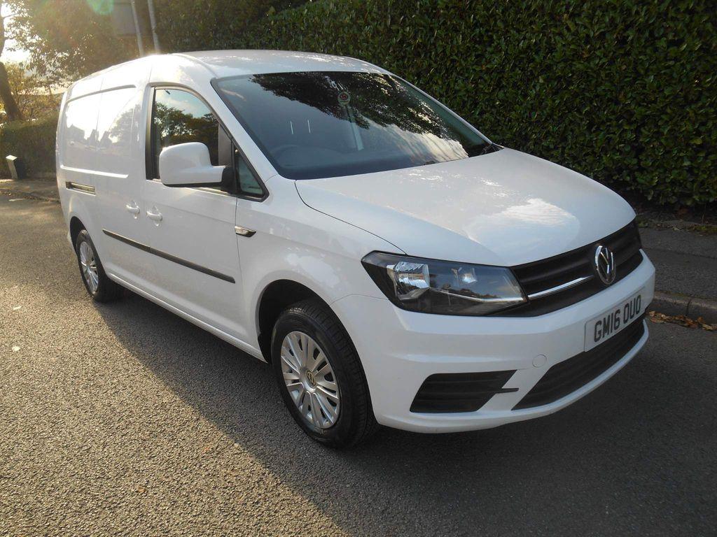 Volkswagen Caddy Maxi Panel Van 2.0 TDI C20 BlueMotion Tech Trendline EU6 (s/s) 6dr