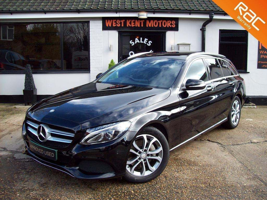 Mercedes-Benz C Class Estate 2.1 C250d Sport (Premium Plus) G-Tronic+ (s/s) 5dr