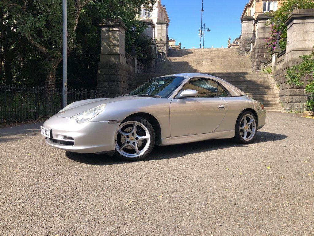 Porsche 911 Convertible 3.6 996 Carrera 2 Cabriolet Tiptronic S 2dr