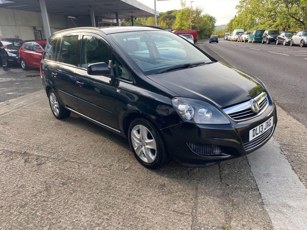 Vauxhall Zafira MPV 1.7 CDTi ecoFLEX Exclusiv 5dr