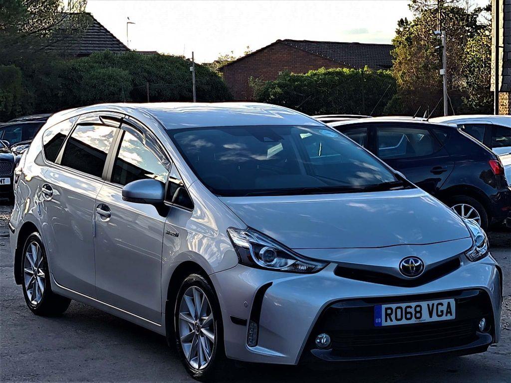 Toyota Prius+ MPV 1.8 VVT-h Excel CVT (s/s) 5dr