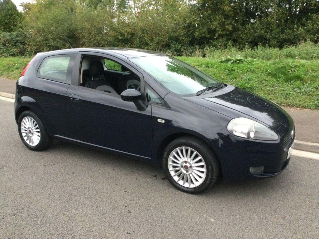 Fiat Grande Punto Hatchback 1.4 GP 3dr