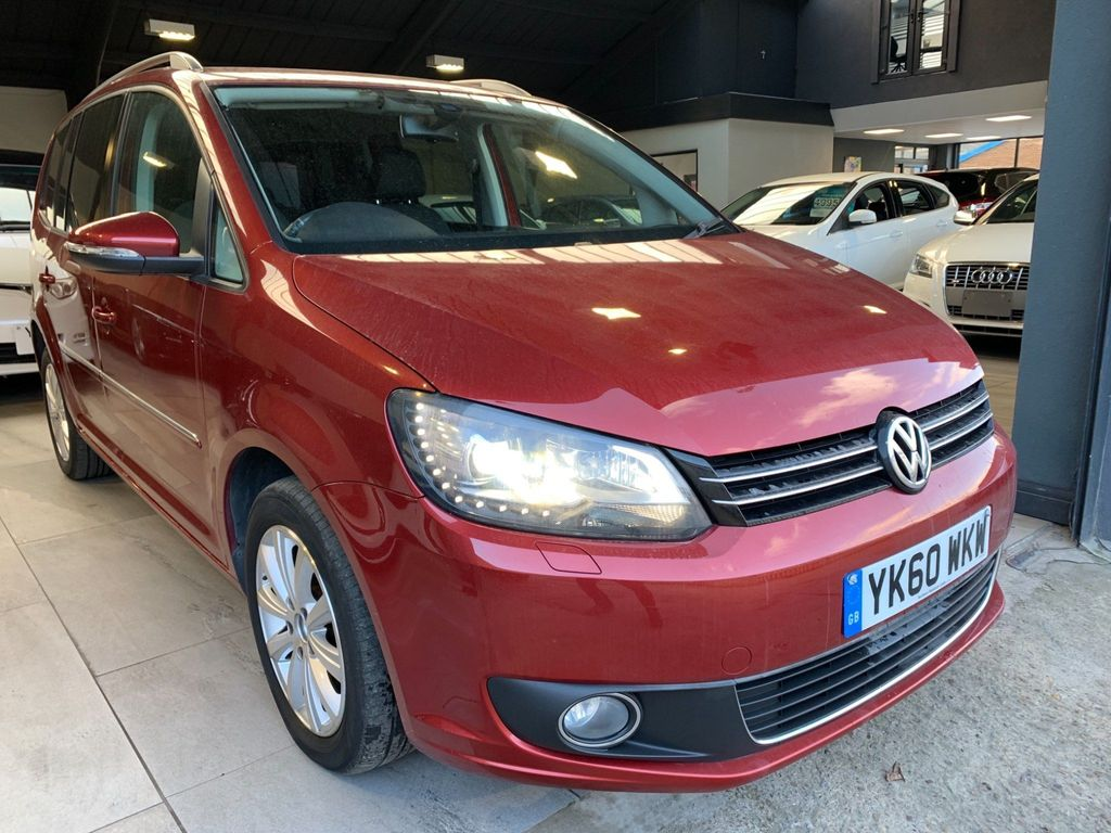 Volkswagen Touran MPV 1.4 TSI SE DSG 5dr (7 Seats)