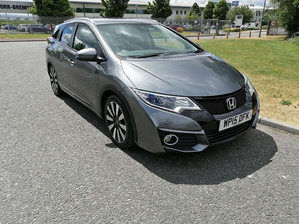 Honda Civic Estate 1.6 i-DTEC SR Tourer (s/s) 5dr