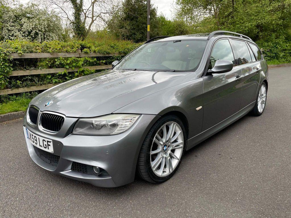 BMW 3 Series Estate 2.0 318d M Sport Business Edition Touring 5dr