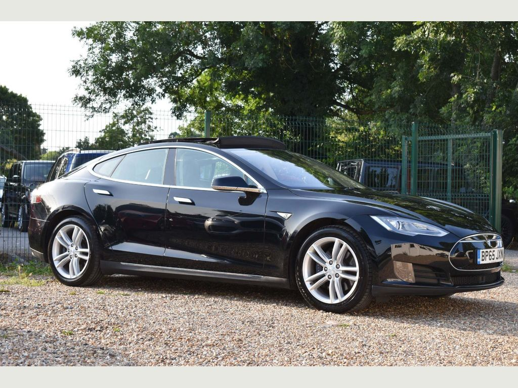 Tesla Model S Saloon E 70 5dr (Nav)
