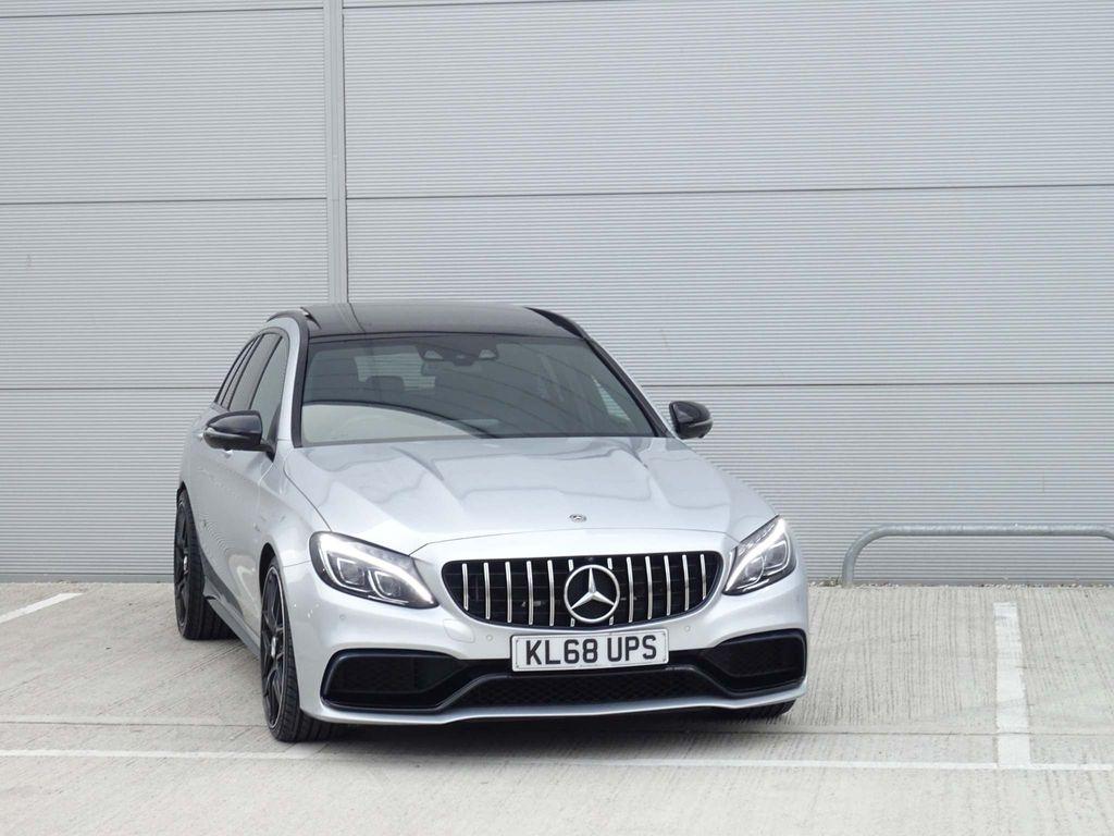 Mercedes-Benz C Class Estate 4.0 C63 V8 BiTurbo AMG S (Premium Plus) SpdS MCT (s/s) 5dr