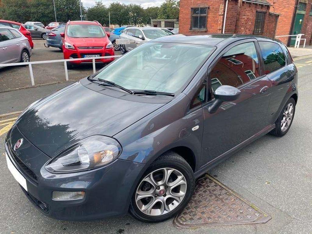 Fiat Punto Hatchback 1.4 GBT (s/s) 3dr