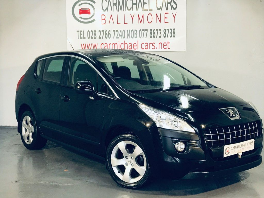 Peugeot 3008 SUV 1.6 Active 5dr