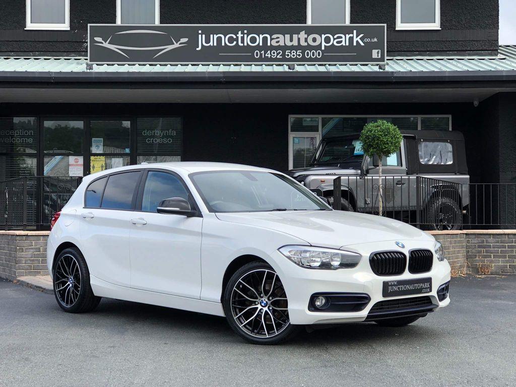 BMW 1 Series Hatchback 1.5 118i Sport Sports Hatch (s/s) 5dr